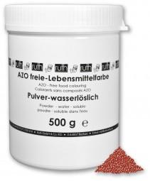 Lebensmittelfarbstoff, Pulver, Ammonsulfit-Zuckerkulör E150 d 500 g, wasserlöslich, braun