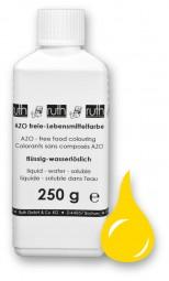 Lebensmittelfarbstoff, gelb (hell), 250 g