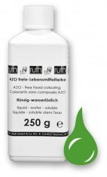 Lebensmittelfarbstoff, grün, 250 g