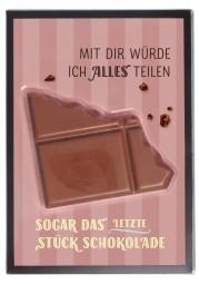 Süße Botschaft 'Mit dir würde ...' 35 g