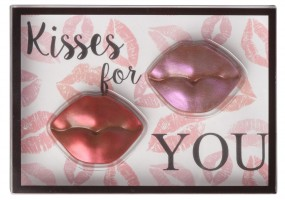 Süße Botschaft 'Kisses for you' 35 g