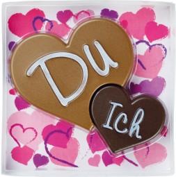 Schokoladen-Relief