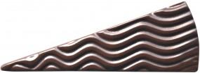 Form für Schoko-Dekore: Florentiner, spitz, (10 x) 6 St.