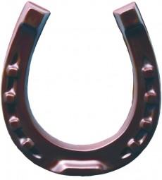 Form für Schoko-Dekore: Hufeisen, groß, (10 x) 4 St.
