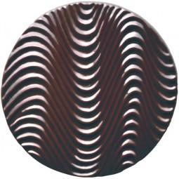 Form für Schoko-Dekore: Florentiner,rd./4,6 cm,(10 x) 11 St.